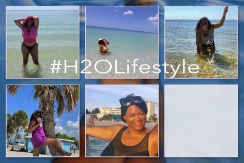 H2O Collage